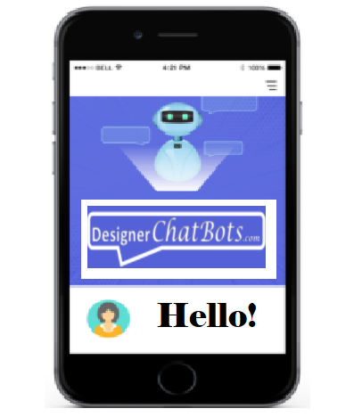 Chatbot Design $99 Build & $29/mo