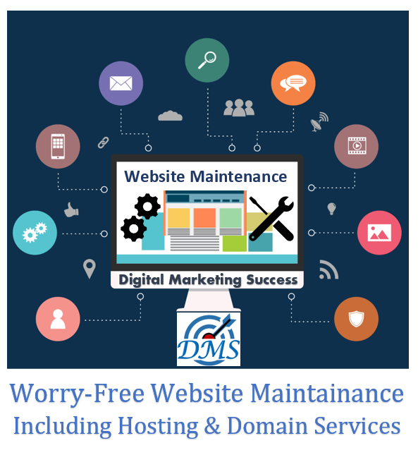 Website Low Maintenance