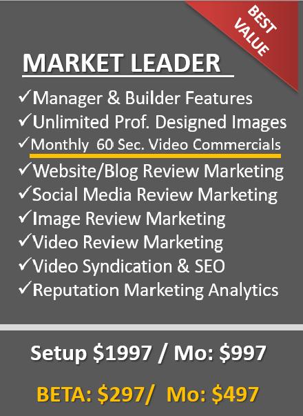 Reputation Market Leader