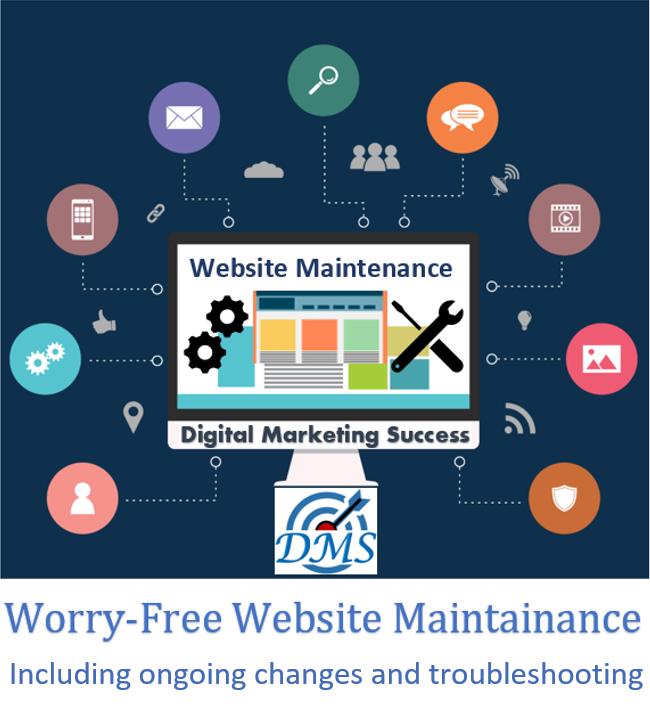 Nonprofit Website Management